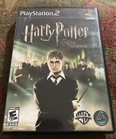 Harry Potter and the Order of the Phoenix (Sony PlayStation 2, 2007) PS2