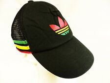 ADIDAS CHILE 62 JAMAICA RASTA REGGAE GHANA ADICOLOR VINTAGE CAP HAT ONE SIZE