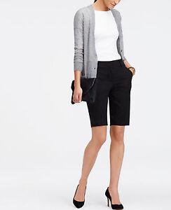 Ann Taylor - Regular Devin Walking Shorts Modern (Straighter) Fit $49.00 (72)