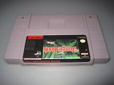 Disney's The Jungle Book Super Nintendo SNES Super NES Cleaned & Tested