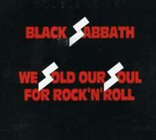 Black Sabbath - We Sold Our Soul For Rock 'N' Roll (NEW 2CD)