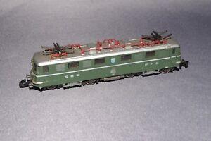 MARKLIN Class 8850 CO-CO SWISS ELECTRIC LOCOMOTIVE - Z GAUGE