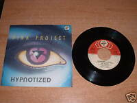 "VINYL  Disco in vinile  45 giri ""  PINK PROJECT - Hypnotized"