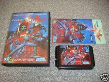 Sega Megadrive Strider Hiryu (Japanese)