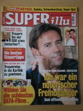 SUPER ILLU 19 - 4.5. 2006 Wolfgang Ziegler Gregor Gysi DEFA