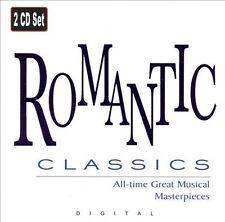FREE US SHIP. on ANY 2 CDs! NEW CD : Romantic Classics Original recording remast