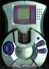 TIGER ELECTRONIC MUSIC HIT CLIPS PLAYER VIDEO JOCKEY BOOM BOX RETRO MP3 TUNES