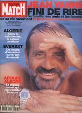 PARIS MATCH Yanne Algerie Beart Alegre Cannes Zuberer