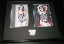 Susan Lucci SEXY Lingerie Signed Framed 16x20 Photo Set All My Children D