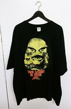 Vtg 2000s Creature From The Black Lagoon glow in the dark Gildan T-Shirt (3XL)