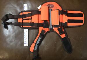 Outback Jack Dog Life Jacket - Orange Size XXSmall