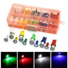 70x T5&T10 LED Instrument Panel Cluster Dash Indicator Light Bulb Kit 5Color