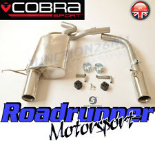 Cobra BMW 318d 320d E91 E92 Exhaust Stainless Dual Exit Back Box 335d Style BM64