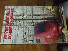 8ùµ?  RGCF Revue Generale Chemin Fer n°152 Evolution SNCF BB69000 THALYS