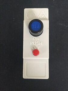 Wylex 15A B Type Plug In MCB
