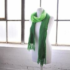 Sciarpe, foulard e scialli da donna in poliestere verde