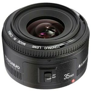 YongnuoYN 35mm f/2 Lens for Canon EF(NEW IN BOX)