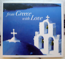 From Greece with Love: Songs from the Home of the Olympics (CD, Jul-2004, Deutsche Grammophon)