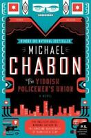 THE YIDDISH POLICEMEN'S UNION by Michael Chabon Paperback police men man