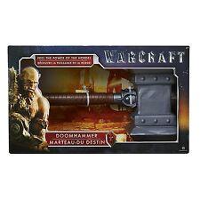 NEW World of Warcraft Detailed Doomhammer - Horde Thrall Orgrim Frostwolf