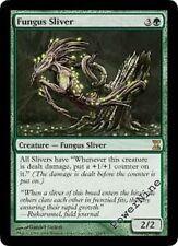 4 PLAYED Fungus Sliver - Green Time Spiral Mtg Magic Rare 4x x4