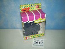 NEW 2000 Jim Henson Sesame Street CTW Size 1 6 - 12 Weeks Baby Sandals Anchor