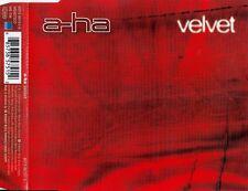 A-HA : VELVET / CD - TOP-ZUSTAND