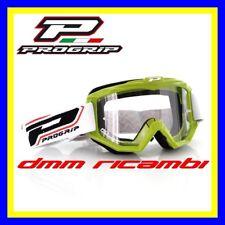 Occhiali PROGRIP 3201 Cross Enduro Motard ATV Quad PitBike Bici MTB DH Verde