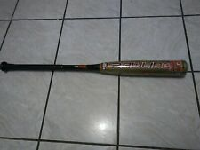RARE NEW 33/30 BBRSHGL Rawling RUSH LIQUIDMETAL GOLD BESR Certifi.Baseball Bat