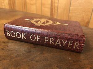 Rare St John's Abbey Collegeville Book of Prayer A Short Breviary 4th Edition