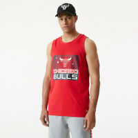 Canottiera New Era Chicago Bulls Graphic uomo - 12590888