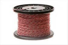 24 AWG Cross Connect Wire - 1 Pair - Cat5e Rated - Red/White - R/W-W/R - 1000 FT
