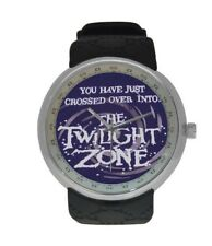 VINTAGE COLLECTIBLE THE TWILIGHT ZONE New Watch Hit TV Show Mens Watches