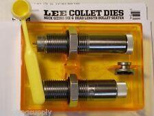 LEE Collet Die Set 6.5x55 Swedish Mauser New in Box #90712