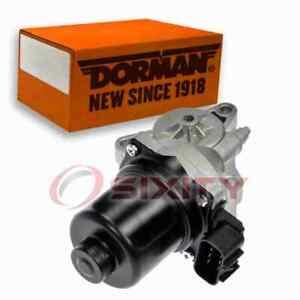 Dorman Transfer Case Motor for 2007-2018 GMC Sierra 3500 HD Motors  gs