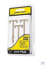 JP5676 Woodland Scenics OO/HO Scale Twin Lamp Just Plug Lighting System