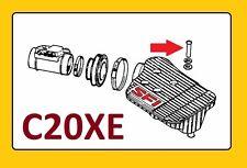 Schraube OPEL C20XE SFI Kasten oben 4 Stück N E U