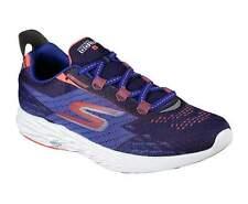 Skechers Mens Azul Naranja Go Run 5 Zapatillas Zapatos UK 7 EU 41