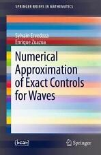 Numerical Approximation of Exact Controls for Waves by Sylvain Ervedoza and...