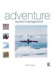 Adventure Tourism Management, Buckley, Ralf, New Book