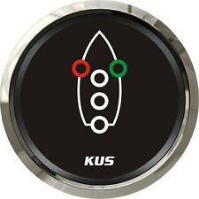 85mm Black KUS Navigation Indicator SV-KY99304 with controller