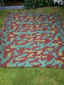 Italian Army Camouflage Zeltbahn