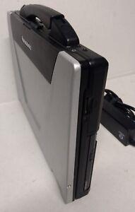 Panasonic Toughbook CF-52 i5 2.60 GHz 12GB MM 240GB SSD/ Win 10 64bit MSO 2010