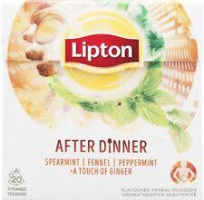 Lipton Kräuter Tee After Dinner