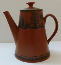 Earthenware Royal Worcester Pottery Coffee Pots