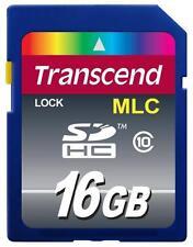 16 Go Carte Micro SDHC Transcend de la série de Calibre Industrielle SDHC10M