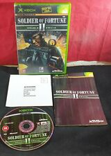 Soldier of Fortune II (Microsoft Xbox)