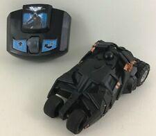 "Batman Dark Knight Rises Remote Control Car 2012 Batmobile 6"" Vehicle RC Toy"