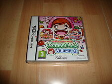 Nintendo DS Region Cooking mama World Combo pack Vol 2