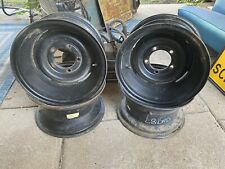 4 Rare Kelsey Hayes 15x8 Ford Truck Bronco Wheels 5x55 Bolt Pattern